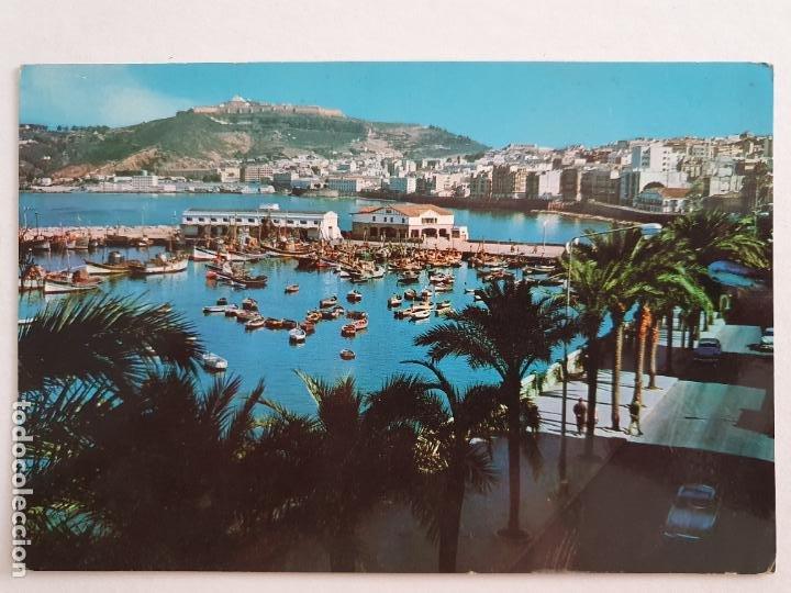 CEUTA - EL MUELLE DE PESCADORES - LAXC - P58018 (Postales - España - Ceuta Moderna (desde 1940))