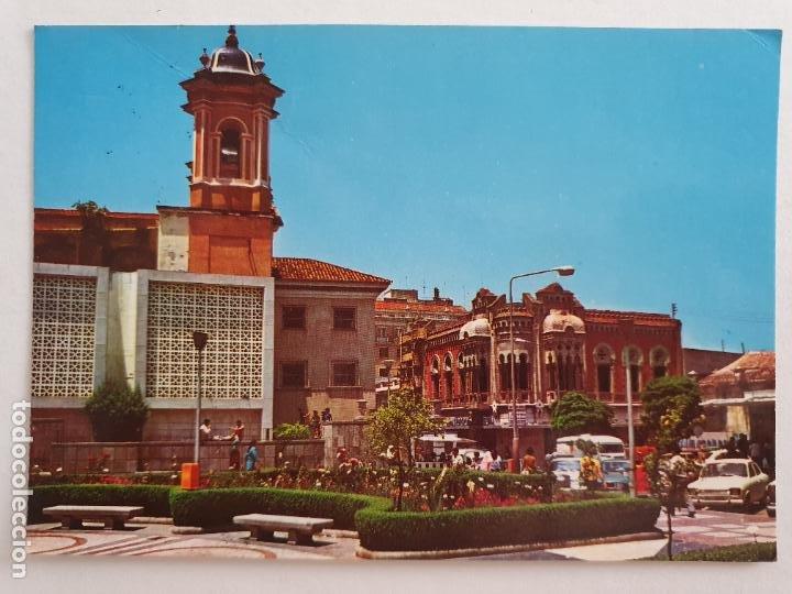 CEUTA - PLAZA DE LOS REYES - LAXC - P58019 (Postales - España - Ceuta Moderna (desde 1940))