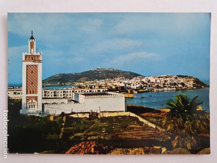 CEUTA - PERSPECTIVA DE LA BAHÍA SUR - LAXC - P58021 (Postales - España - Ceuta Moderna (desde 1940))