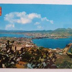 Postales: CEUTA - PANORÁMICA DESDE EL MONTE HACHO - LAXC - P58024. Lote 278382593