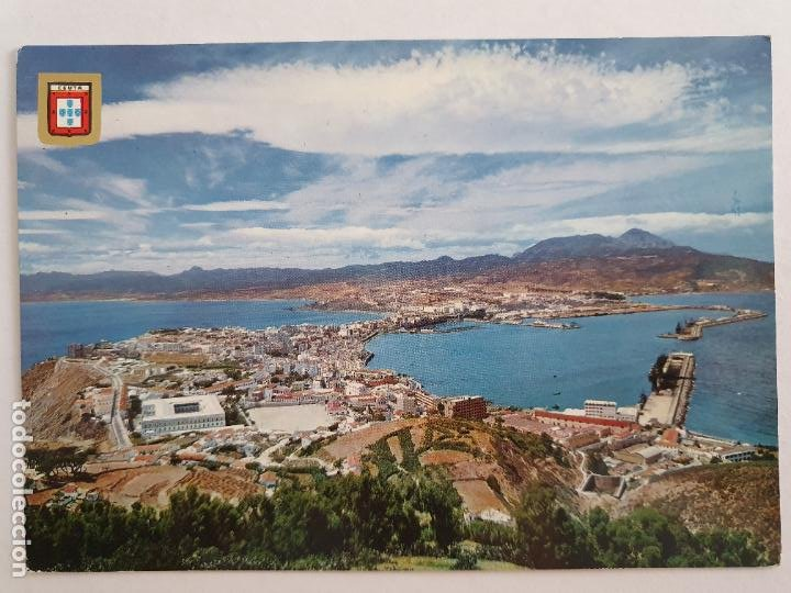 CEUTA - VISTA GENERAL - LAXC - P58025 (Postales - España - Ceuta Moderna (desde 1940))
