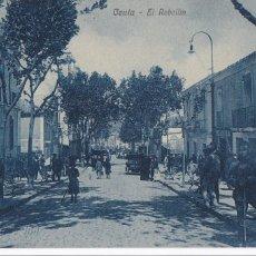 Postais: CEUTA, EL REBELLIN. NO CONSTA EDITOR. SIN CIRCULAR. Lote 278799018