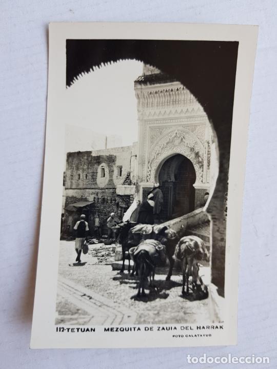 Postales: LOTE DE 10 POSTALES TETUAN ANIMADAS FOTO CALATAYUD - Foto 4 - 285093703