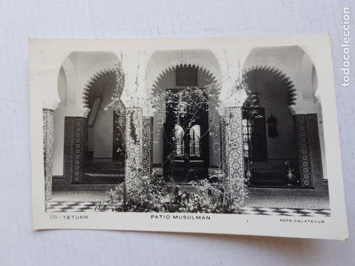 Postales: LOTE DE 10 POSTALES TETUAN ANIMADAS FOTO CALATAYUD - Foto 5 - 285093703