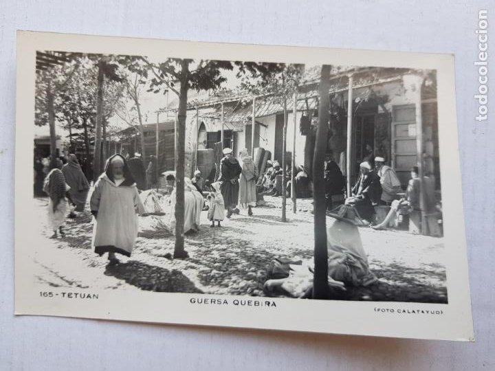 Postales: LOTE DE 10 POSTALES TETUAN ANIMADAS FOTO CALATAYUD - Foto 8 - 285093703