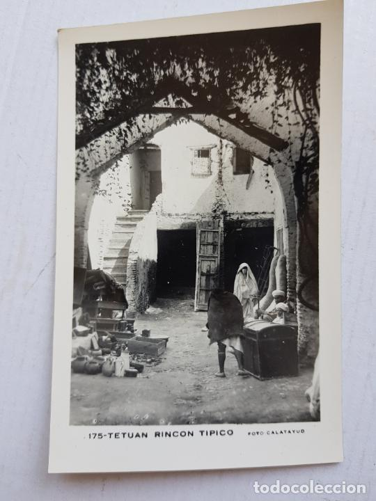 Postales: LOTE DE 10 POSTALES TETUAN ANIMADAS FOTO CALATAYUD - Foto 9 - 285093703
