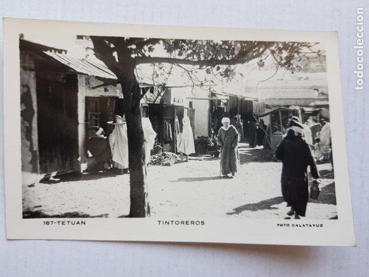 Postales: LOTE DE 10 POSTALES TETUAN ANIMADAS FOTO CALATAYUD - Foto 10 - 285093703