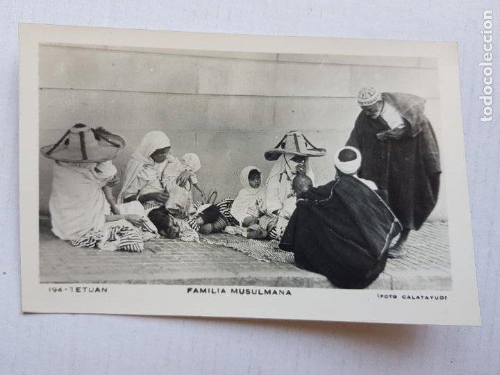Postales: LOTE DE 10 POSTALES TETUAN ANIMADAS FOTO CALATAYUD - Foto 11 - 285093703