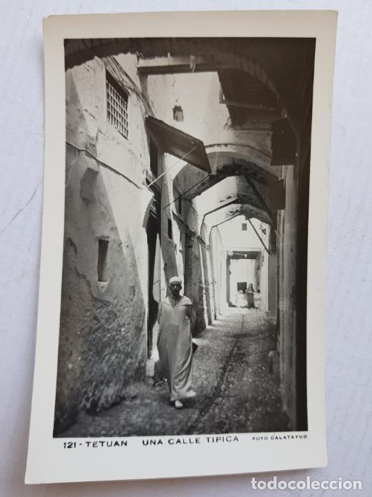 Postales: LOTE DE 10 POSTALES TETUAN ANIMADAS FOTO CALATAYUD - Foto 12 - 285093703