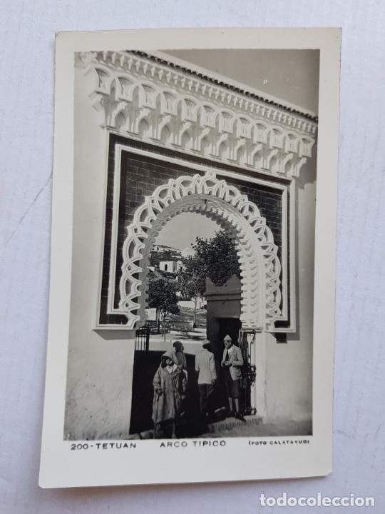 Postales: LOTE DE 10 POSTALES TETUAN ANIMADAS FOTO CALATAYUD - Foto 13 - 285093703