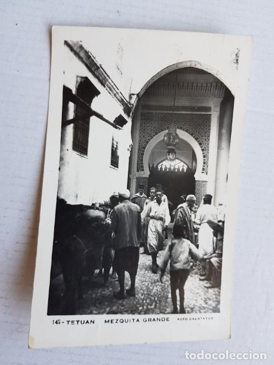Postales: LOTE DE 10 POSTALES TETUAN ANIMADAS FOTO CALATAYUD - Foto 2 - 285093703