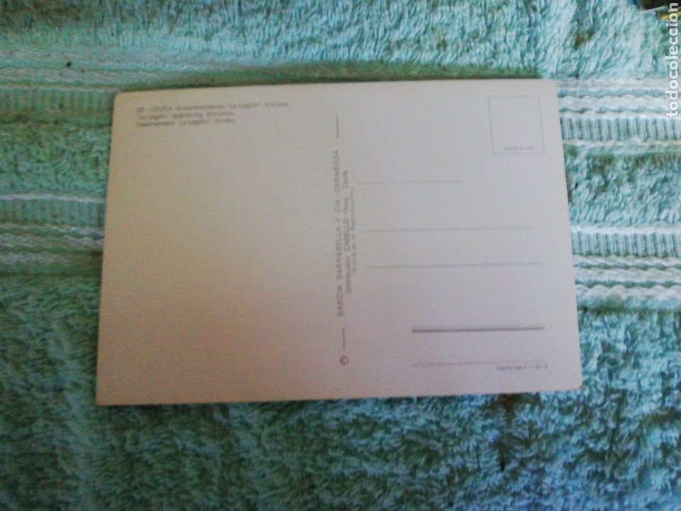 Postales: Postal sin circular Ceuta - Foto 2 - 288056168