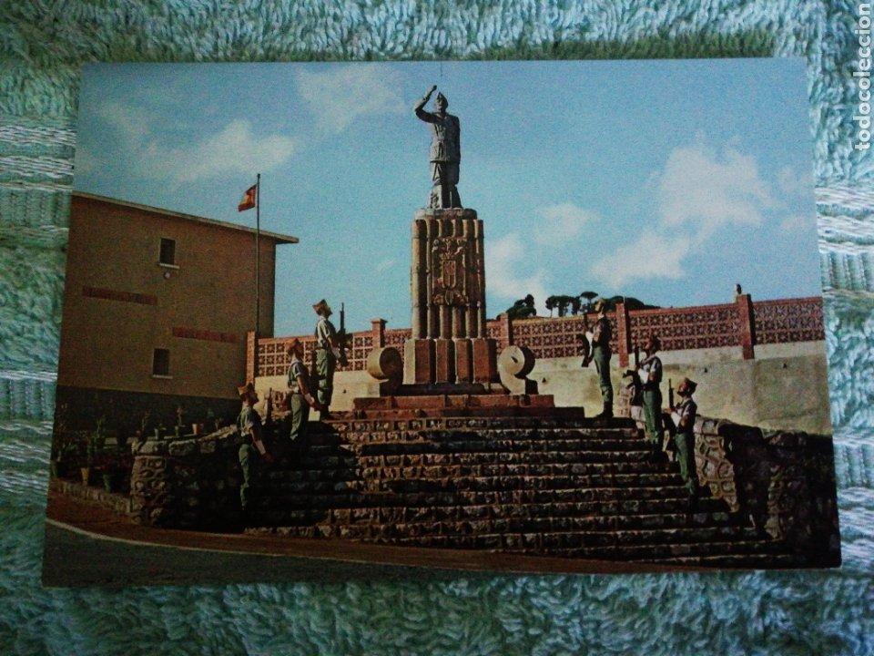 POSTAL SIN CIRCULAR CEUTA (Postales - España - Ceuta Moderna (desde 1940))