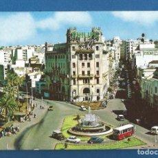 Postales: POSTAL SIN CIRCULAR CEUTA 6001 PLAZA DEL TENIENTE GENERAL GALERA EDITA LUIS CABELLO GARCIA. Lote 288470333