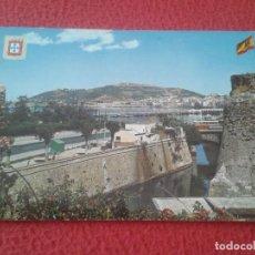 Postales: POSTAL Nº 26 CEUTA VISTA PARCIAL FERIA DE MUESTRAS IBEROAMERICANA EN SEVILLA 1970 AGENCIA MORRIS..... Lote 290169883