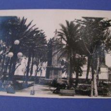 Postales: POSTAL FOTOGRÁFICA DE CEUTA. FOTO RAPIDE, ED. PAPELERÍA LA ESPAÑOLA. Nº 15. PLAZA DE AFRICA.. Lote 295454628