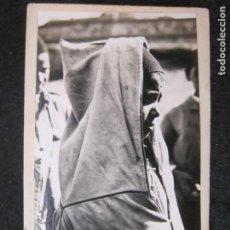 Postales: CEUTA-MORO-ARCHIVO ROISIN-FOTOGRAFICA-POSTAL PROTOTIPO ANTIGUA-ES FOTO PEGADA-(85.190). Lote 295527183