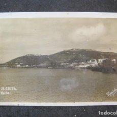 Postales: CEUTA-EL HACHO-FOTOGRAFICA-POSTAL ANTIGUA-(85.212). Lote 295531898