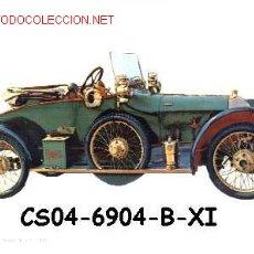 Postales: ANTIGUA POSTAL COCHE ANTIGUO -ENFIELD NIMBLE NINE 9 HP 1913- (AÑOS 60) A ESTRENAR. Lote 7462435