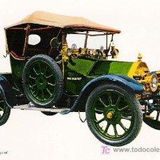 Postales: POSTALES C. Y Z. COMPLETAMENTE NUEVAS DE COCHES ANTIGUOS 1854-1914 - BELZISE MARGARET DE 1912. Lote 4290841