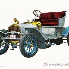 Postales: POSTALES C. Y Z. COMPLETAMENTE NUEVAS DE COCHES ANTIGUOS 1854-1914 - SIZAIRE & NAUDIN DE 1906. Lote 4291171