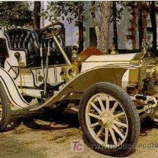 Postales: COCHES DE EPOCA - DE DION BOUTON 14 HP 1909. Lote 19650046