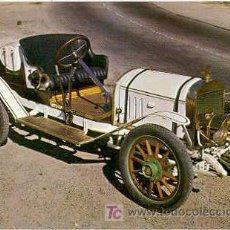 Postales: COCHES DE EPOCA - ALBA 1916. MOTOR BALLOT 10 HP. Lote 21237920