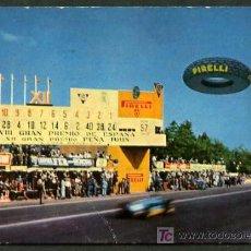 Postales: BARCELONA. *GRAN PREMIO DE ESPAÑA - GRAN PREMIO PEÑA RHIN 1954* CIRCULADA.. Lote 5191381