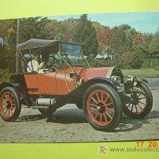 Postales: 1319 CAR COCHE COCHES AUTO OVERLAND 1912 MAS POSTALES DE ESTE TEMA EN COSAS&CURIOSAS. Lote 5733625