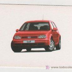 Postales: (ALB-TC-15) CURIOSA POSTAL COCHE GOLF 1997 2003. Lote 7231690