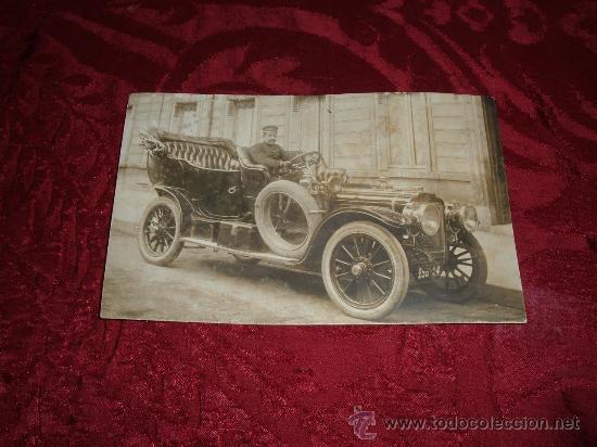 POSTAL FOTOGRAFICA COCHE (Postales - Postales Temáticas - Coches y Automóviles)
