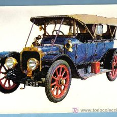 Postales: COCHE ANTIGUO. VAUXHALL 20 HP TIPO A 4 CILINDROS (1911) . 21 X 15,5 CM. Lote 10530482