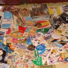 Postales: MEGALOTE REGALO. 100 CALENDARIOS + 100 POSTALES + 100 MARCAPÁGINAS + 100 SELLOS + 100 PEGATINAS . Lote 24714849