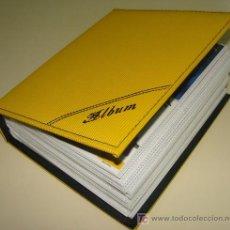 Postales: ÁLBUM DE POSTALES CON 196 POSTALES NUEVAS. PUBLICITARIAS. COCHES. TABACO. WHISKY. TURISMO.... . Lote 11856793