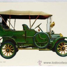 Postcards - Postal coche Dion Bouton 1907 Ed CYZ ED C Y Z años 70 - 12342884