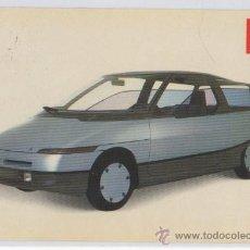 Postales: TARJETA POSTAL DE CITRÖEN ECO COLECCIÓN 1985 COCHE AUTOMOVIL. Lote 14095822