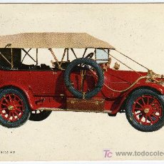 Postales: BONITA POSTAL - COCHE DE EPOCA - ITALA 1912 - 25 / 35 HP. Lote 17366901