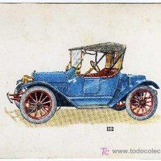 Postales: BONITA POSTAL - COCHE DE EPOCA - 1913. Lote 17366931