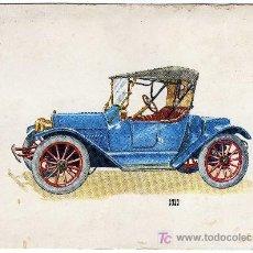 Postales: BONITA POSTAL - COCHE DE EPOCA - 1913. Lote 17366945