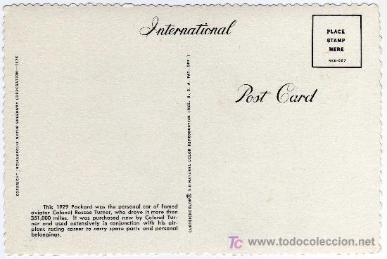 Postales: REVERSO DE LA POSTAL - Foto 2 - 18967405