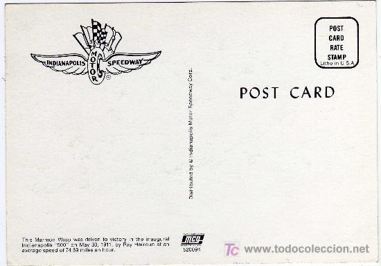 Postales: REVERSO DE LA POSTAL - Foto 2 - 18967407