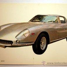 Postales: FERRARI GTI 3000.. Lote 19206645