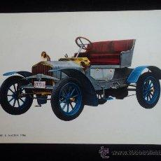 Postales: SIZAIRE NAUDIN 1906 SIN CIRCULAR. Lote 25527198