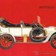 Postales: MOTOBLOC DEL AÑO 1910, POSTAL FRANCESA. Lote 26566456