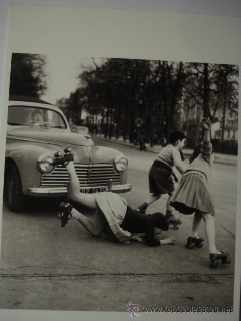 403 COMICA PRECIOSA POSTAL DE COCHE AUTO CAR - COPIA MODERNA DE FOTOS ANTIGUAS - AÑOS 1980-1998 (Postales - Postales Temáticas - Coches y Automóviles)
