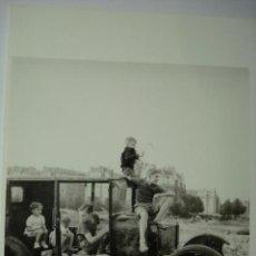 Postales: 404 COMICA PRECIOSA POSTAL DE COCHE AUTO CAR - COPIA MODERNA DE FOTOS ANTIGUAS - AÑOS 1980-1998. Lote 28356581