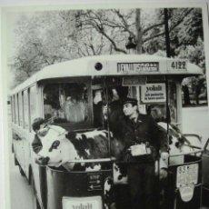 Postales: 406 COMICA PRECIOSA POSTAL DE COCHE AUTO CAR - COPIA MODERNA DE FOTOS ANTIGUAS - AÑOS 1980-1998. Lote 28356587