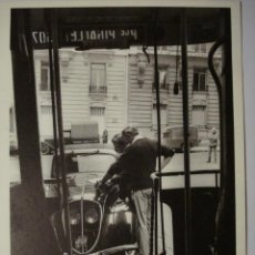 Postales: 412 PARIS PRECIOSA POSTAL DE COCHE AUTO CAR - COPIA MODERNA DE FOTOS ANTIGUAS - AÑOS 1980-1998. Lote 28356601