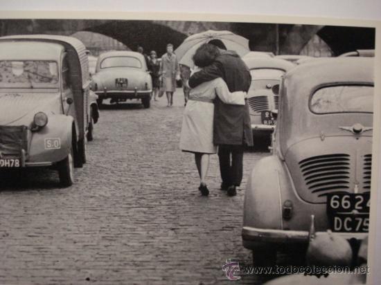 413 PARIS PRECIOSA POSTAL DE COCHE AUTO CAR - COPIA MODERNA DE FOTOS ANTIGUAS - AÑOS 1980-1998 (Postales - Postales Temáticas - Coches y Automóviles)