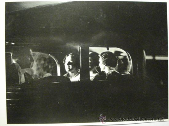 415 PARIS PRECIOSA POSTAL DE COCHE AUTO CAR - COPIA MODERNA DE FOTOS ANTIGUAS - AÑOS 1980-1998 (Postales - Postales Temáticas - Coches y Automóviles)
